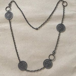 Jewelry - Pewter necklace